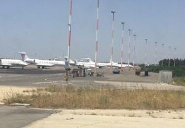 סיור ברשות שדות התעופה